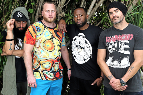 The Hoy Polloy Band Photo
