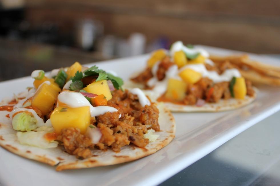 Kimchi 'Beef' Tacos_Green Bar Express