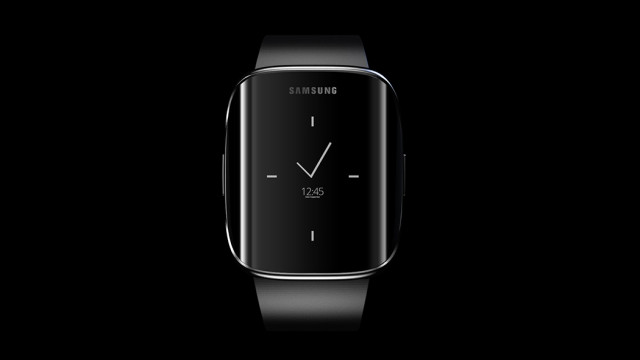 Concept For Samsung's New Gear A Smartwatch
