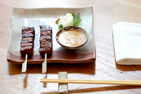 Pork Belly Japanese