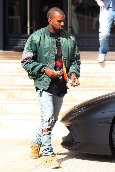 Celebrity Sightings In Los Angeles - November 04, 2013